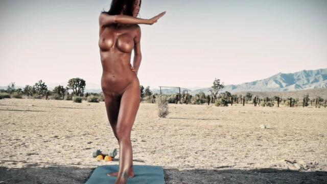 Naked Fitness with Tabitha Stevens