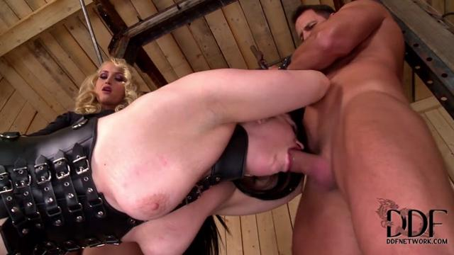first gangbang videos